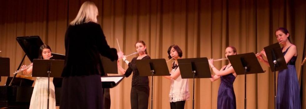 Ensemble and Seminar Program